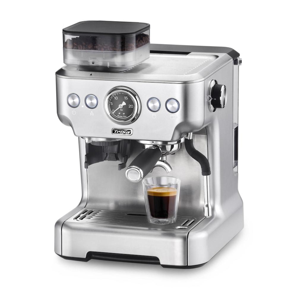 Trisa Kaffeemaschine mit Mahlwerk »Barista Plus«