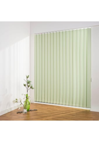 Liedeco Lamellenvorhang »Lamellenvorhang Vertikalanlage Verdunkelung - 127 mm... kaufen