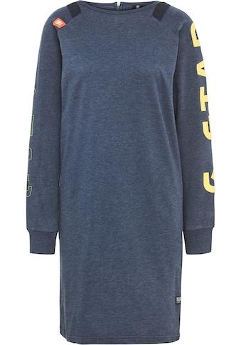 G-Star RAW Sweatkleid »Sleeve Print Tweater Kleid«, mit Gewebebändern am... kaufen