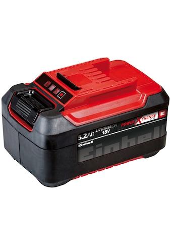 EINHELL Akku Power X - Change, 18 V, 5,2 Ah kaufen