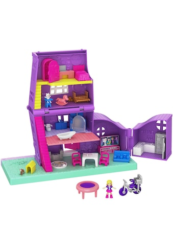 Mattel® Puppenhaus »Polly Pocket Pollys Haus«, Sammelfigur kaufen