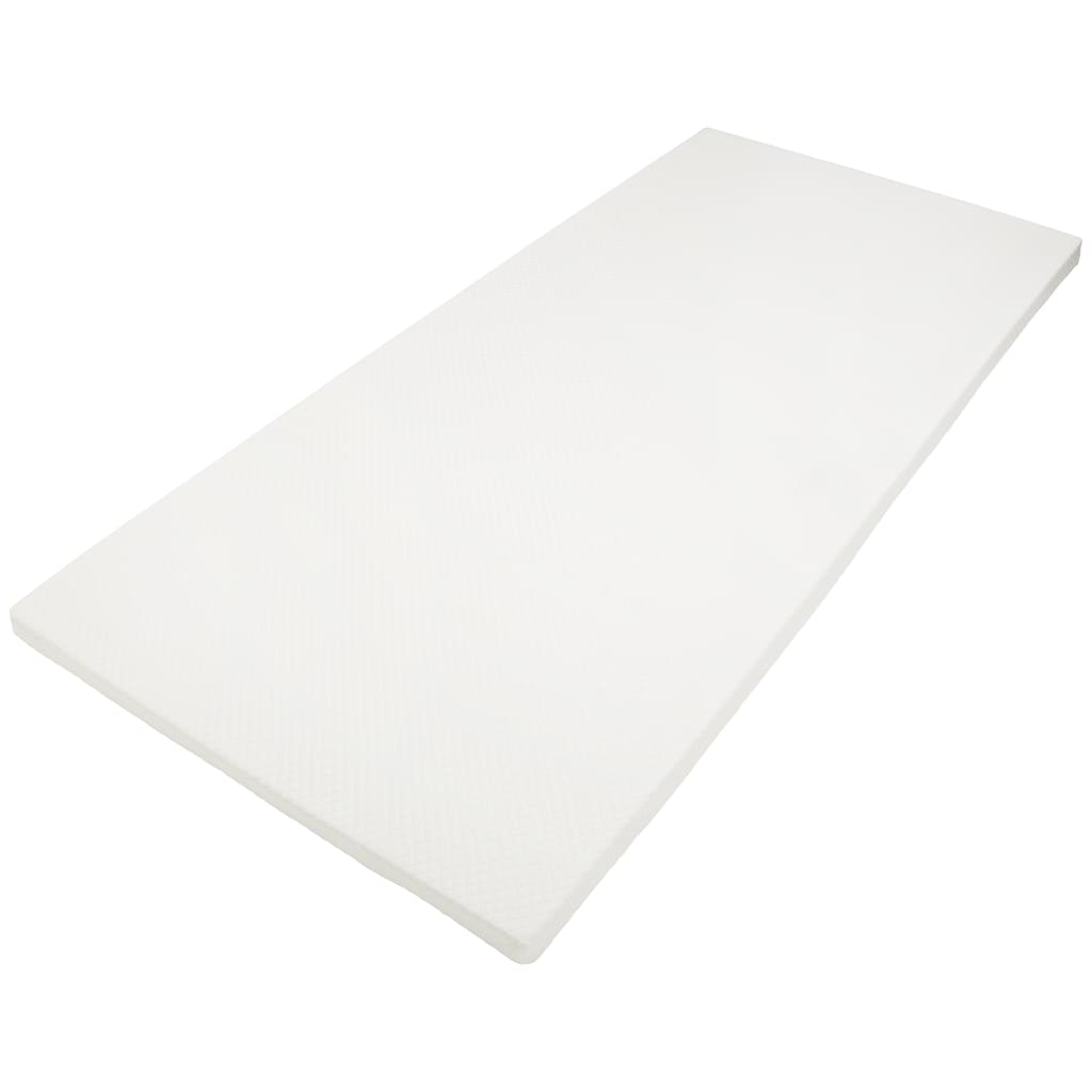 Dailydream Matratzenauflage »Deluxe Memory Foam, 200x200x5cm«, Waschbar bei 60 Grad