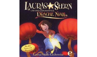 Musik-CD »Liederalbum zum 2.Kinofilm / Lauras Stern Und Der Geheimnissvolle Drache Nian« kaufen