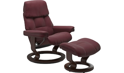 Stressless® Relaxsessel »Ruby«, mit Classic Base, Größe L, Gestell Eiche, Wenge, Braun... kaufen