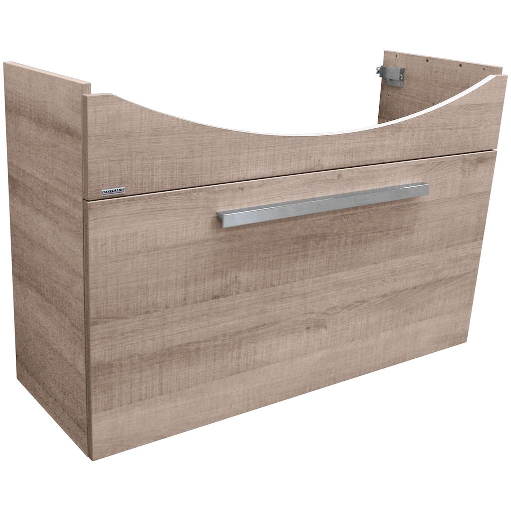 FACKELMANN Waschbeckenunterschrank »A-Vero«, Breite 98,5 cm