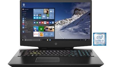 HP Omen 17 - cb0262ng Notebook (43,9 cm / 17,3 Zoll, Intel,Core i7,  -  GB HDD, 1000 GB SSD) kaufen
