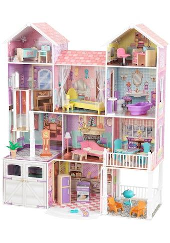 KidKraft® Puppenhaus »Landgut«, inkl. Zubehör kaufen