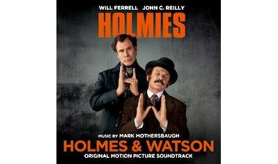 Musik-CD »Holmes & Watson/OST / Mothersbaugh,Mark« kaufen