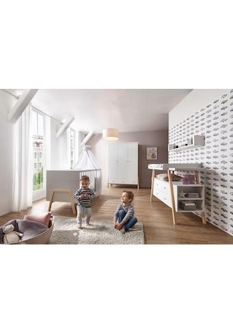 Schardt Babyzimmer-Komplettset »Holly Nature«, (Set, 3 St.), Made in Germany; mit... kaufen