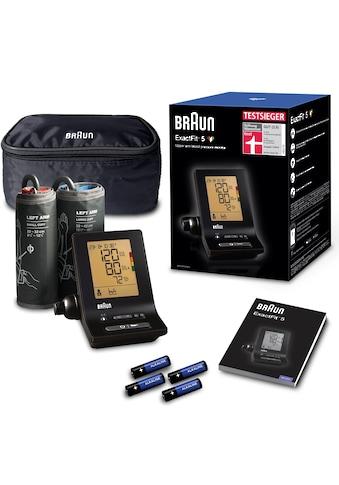 Braun Oberarm - Blutdruckmessgerät ExactFit™ 5 BP6200 kaufen