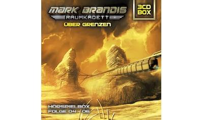 Musik-CD »Hörspielbox Über Grenzen / BRANDIS,MARK« kaufen