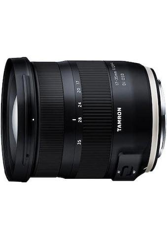 Tamron Objektiv »AF 17-35mm F/2.8-4 Di OSD« kaufen