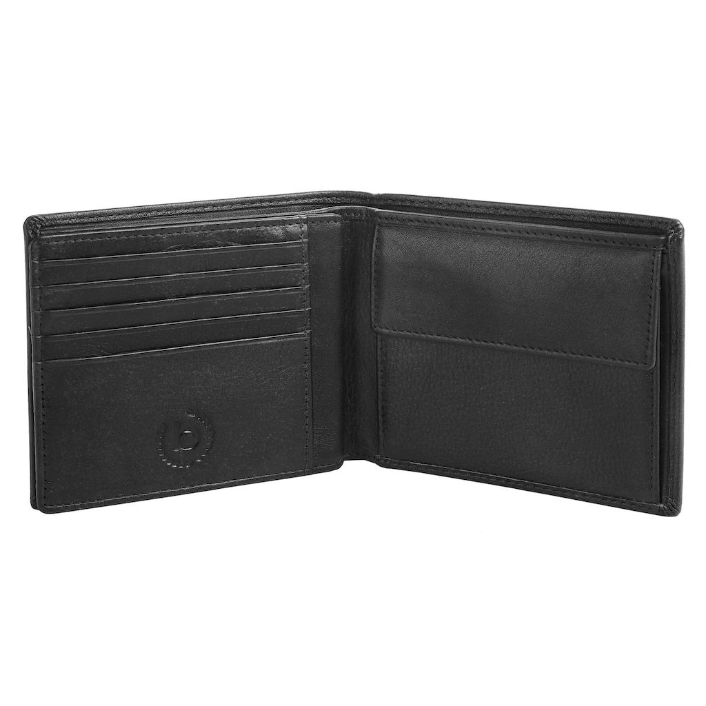 bugatti Geldbörse »SEMPRE«, 2fach klappbar