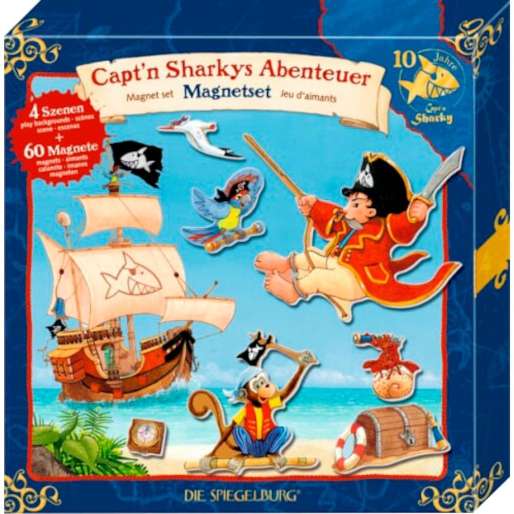 Capt`n Sharky Kinderbettwäsche »Wilder Westen«, mit Wendemotiv
