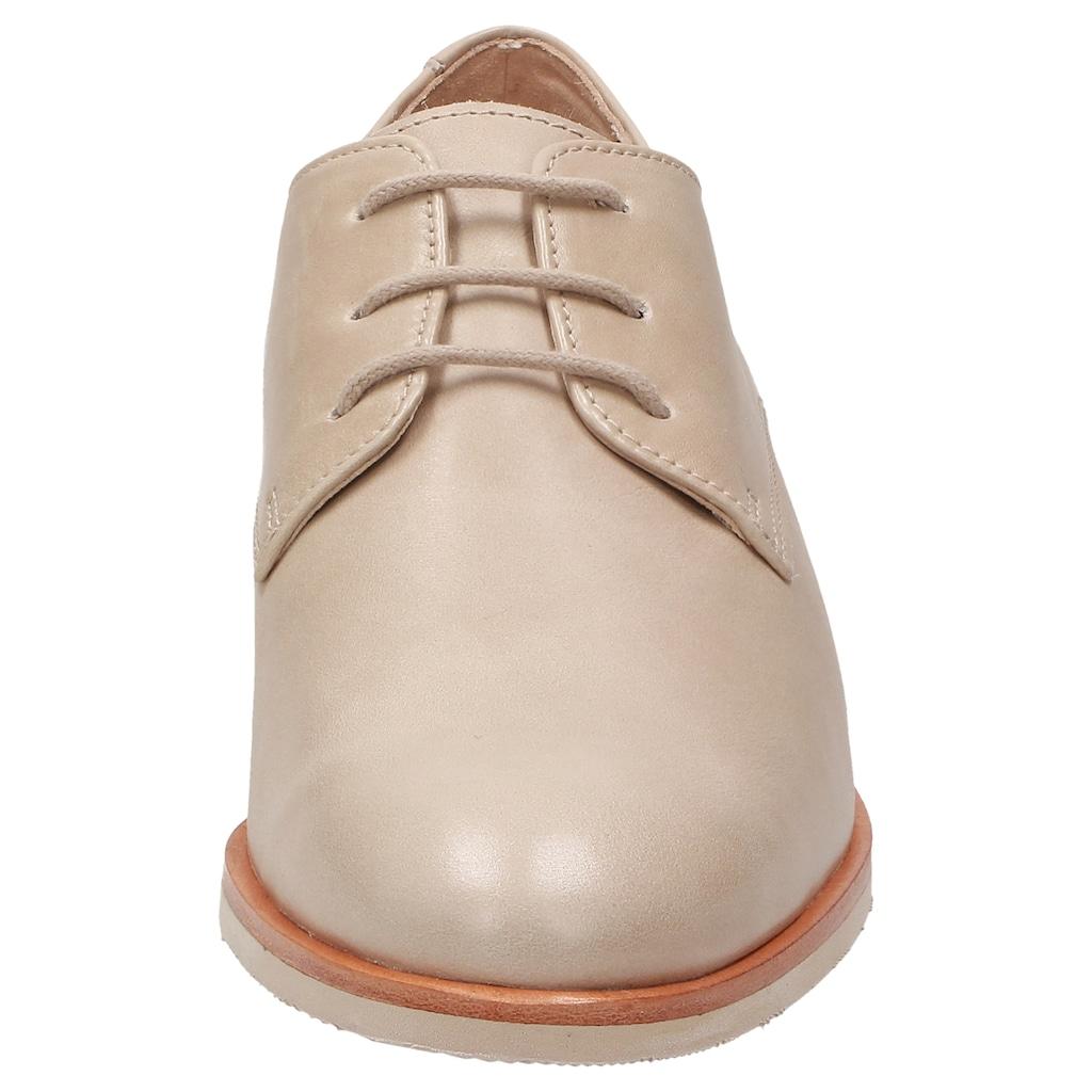 SIOUX Schnürschuh »Bovinia-701«