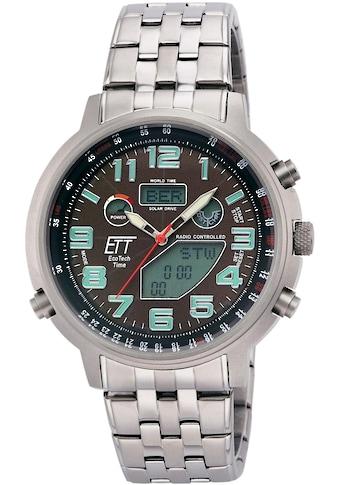 ETT Funk - Multifunktionsuhr »Hunter II, EGS - 11374 - 50M« kaufen