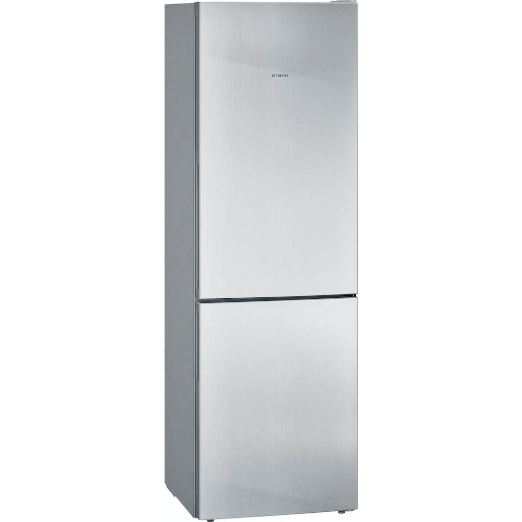 SIEMENS Kühl-/Gefrierkombination »KG36VV«, iQ300, KG36VVLEA, 186 cm hoch, 60 cm breit