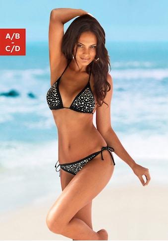 JETTE Triangel-Bikini, mit Ziernieten kaufen