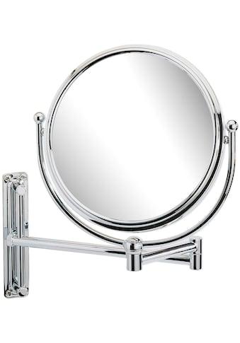 WENKO Wandspiegel »Deluxe«, 5-fach Vergrößerung kaufen