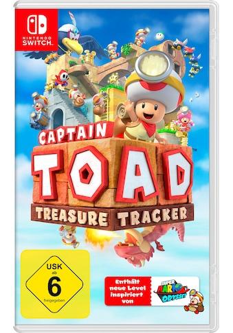 Nintendo Switch Spiel »Captain Toad: Treasure Tracker«, Nintendo Switch kaufen