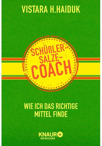 Buch »Schüßler-Salze-Coach / Vistara H. Haiduk« kaufen