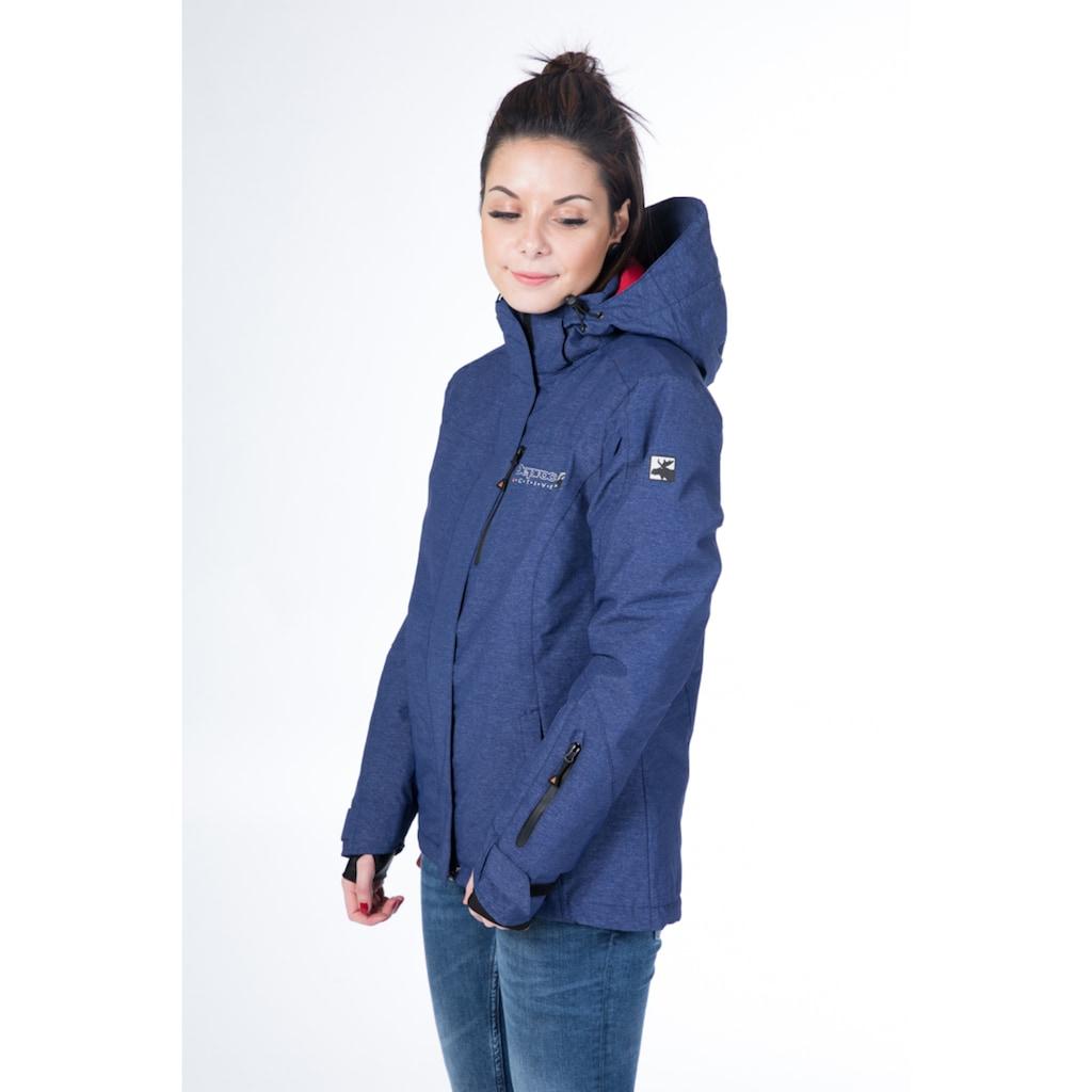 DEPROC Active Winterjacke »VANCOUVER Ski Women«, auch in Großen Größen erhältlich