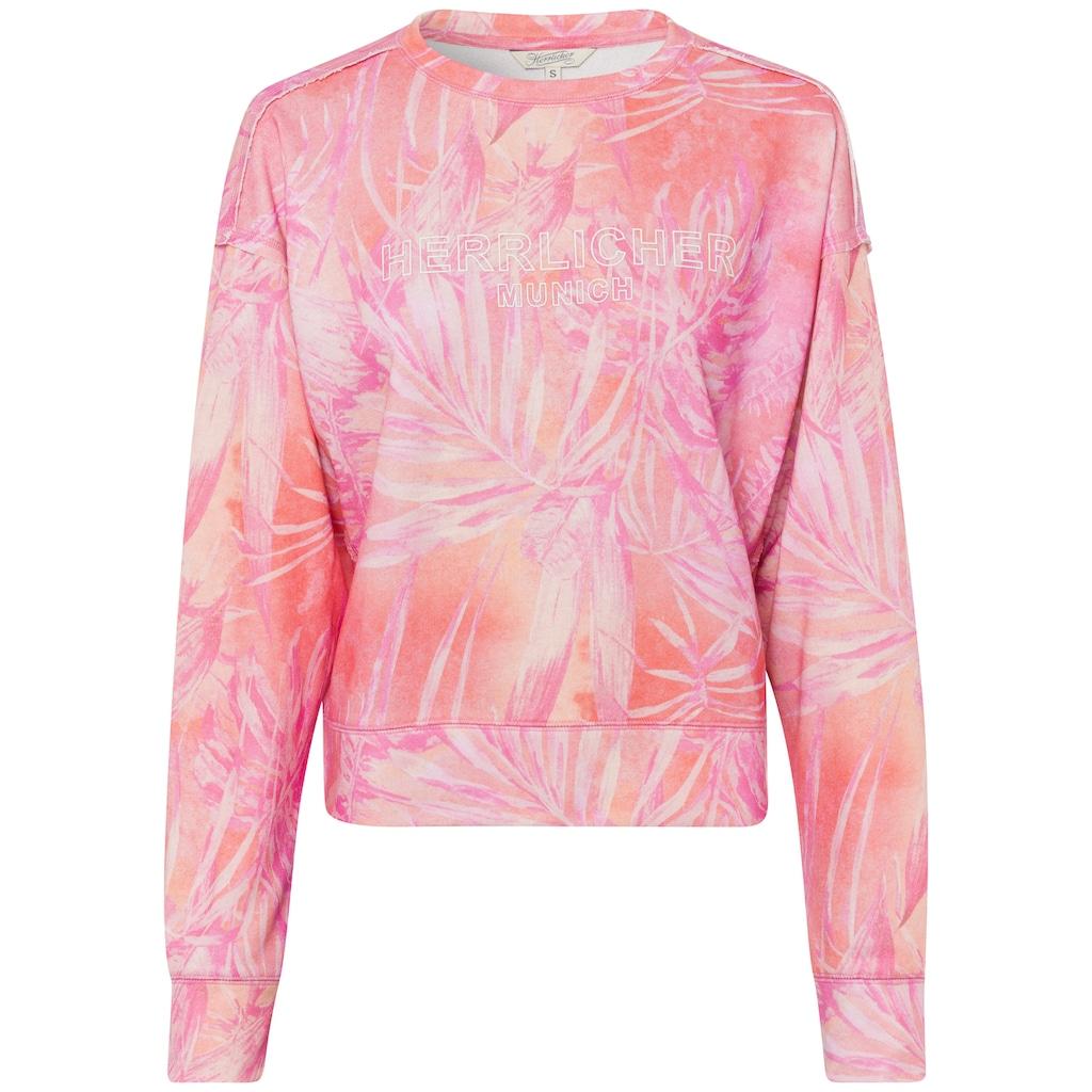 Herrlicher Sweatshirt »CARRIE LIGHT«