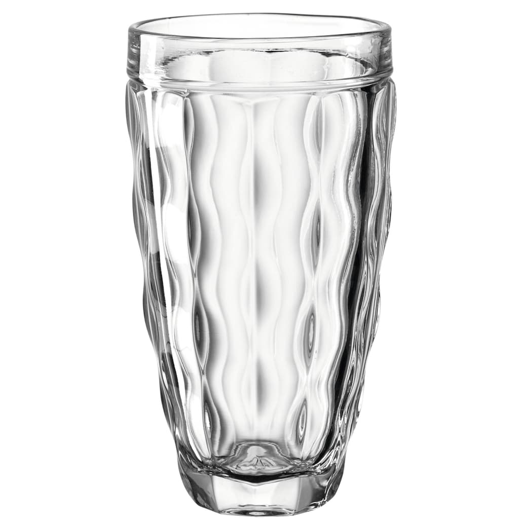 LEONARDO Longdrinkglas »BRINDISI«, (Set, 6 tlg.), 370 ml, 6-teilig