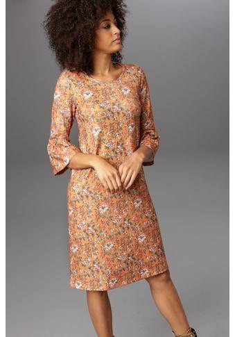 Aniston CASUAL Jerseykleid, mit floralem Blumendruck kaufen