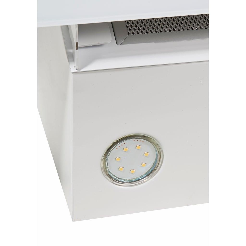 Amica Kopffreihaube »KH 17404 W«, LED-Beleuchtung