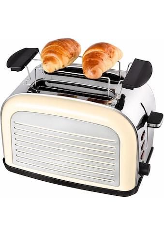 Team Kalorik Toaster »TKG TO 2500«, für 2 Scheiben, 1050 Watt kaufen