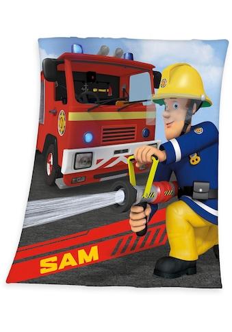 Kinderdecke »Feuerwehrmann Sam«, Feuerwehrmann Sam kaufen