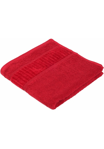 Gözze Handtücher »Uni«, (2 St.), aus GOTS zertifizierter Bio-Baumwolle kaufen