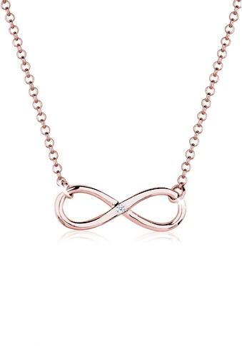 Diamore Collierkettchen »Infinity Pure Diamant (0.03 ct.) 925 Silber« kaufen