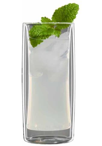 Bloomix Thermoglas »Kavex«, (Set, 6 tlg.), Doppelwandige Ausführung, 290 ml, 6-teilig kaufen