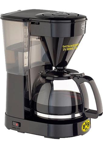 Melitta Filterkaffeemaschine »Easy BVB-Edition«, Korbfilter, 1x4 kaufen