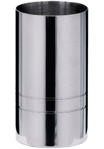 Ridder Zahnputzbecher »London«, chrom kaufen
