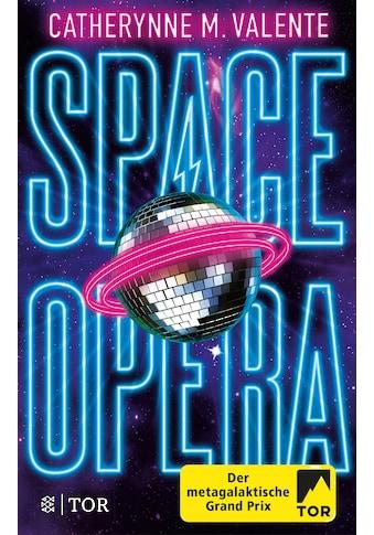 Buch »Space Opera / Catherynne M. Valente, Kirsten Borchardt« kaufen