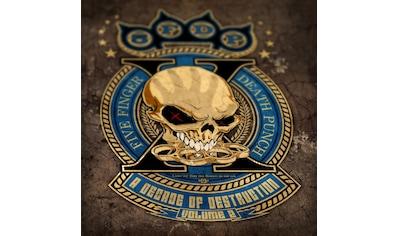 Musik-CD »A Decade Of Destruction-Vol.2 / Five Finger Death Punch« kaufen