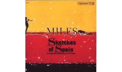 Musik-CD »SKETCHES OF SPAIN / DAVIS, MILES« kaufen