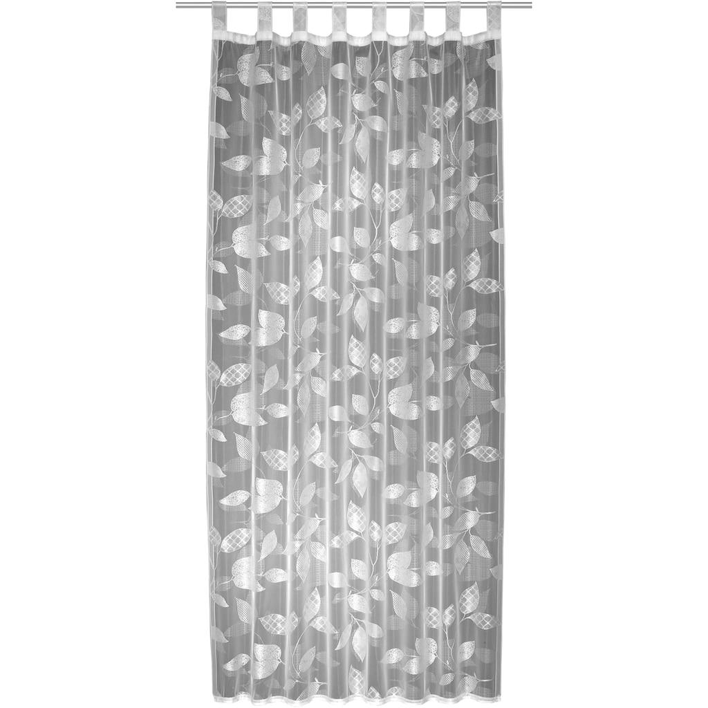 WILLKOMMEN ZUHAUSE by ALBANI GROUP Vorhang »Celle«, HxB: 245x140, Schlaufenschal mit Kräuselband