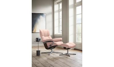 Stressless® Relaxsessel »Mayfair«, mit Cross Base, Größe S, M & L, Gestell Braun kaufen