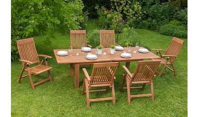 MERXX Gartenmöbelset »Commodoro« kaufen