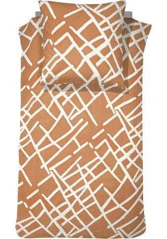 damai Bettwäsche »Kline«, mit graphischem Print kaufen