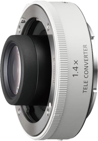 Sony Objektiv »1,4 fach Telekonverter« kaufen