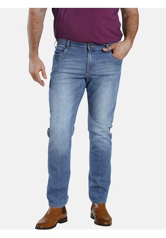 Charles Colby 5-Pocket-Jeans »BARON CASSANDER«, mit Tiefbundschnitt kaufen