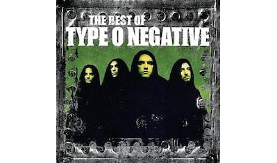 Musik-CD »Best Of... / Type O Negative« kaufen