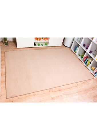 Living Line Teppich »Trend«, rechteckig, 8 mm Höhe, Velours, Wohnzimmer kaufen