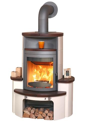 HARK Kaminofen »Avenso ECOplus jola-braun/stone« kaufen