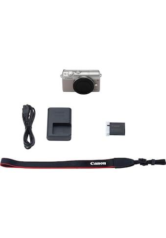 Canon »EOS - M100BODY EU26« Systemkamera - Body (24,2 MP, NFC WLAN (Wi - Fi) Bluetooth) kaufen